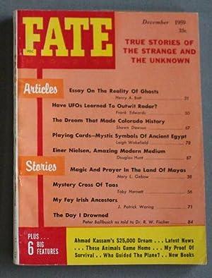 FATE (Pulp Digest Magazine); Vol. 12, No.: Henry A. Bott;