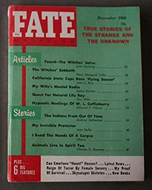 FATE (Pulp Digest Magazine); Vol. 13, No.: Jack Dunning; Mary