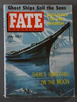 FATE (Pulp Digest Magazine); Vol. 12, No.: Wynne E. Lisett;