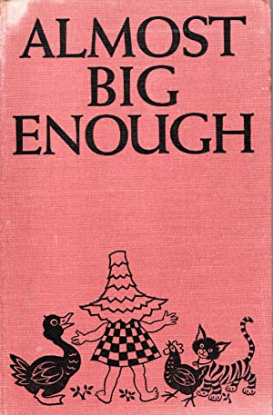 Seller image for ALMOST BIG ENOUGH [SIGNED COPY] for sale by PERIPLUS LINE LLC