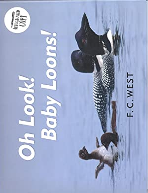 Seller image for Oh Look! Baby Loons! -- Signed Copy for sale by PERIPLUS LINE LLC