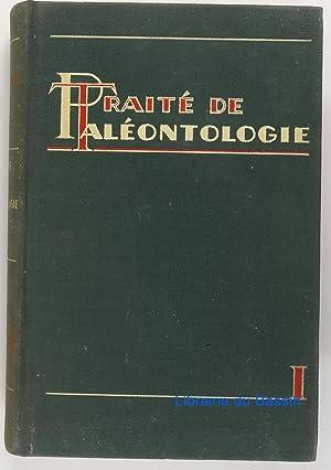 Traité de Paléontologie, Tome I Les stades: Jean Piveteau