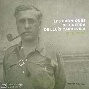 Les cròniques de guerra de Lluís Capdevila: Josep M. Figueres