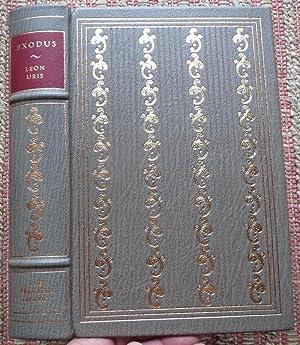 EXODUS (Signed By Author.): URIS, LEON