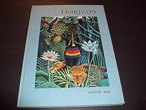 Horizon Magazine of The Arts First Print