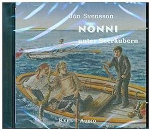 Nonni unter Seeräubern, 1 Audio-CD: Jon Svensson