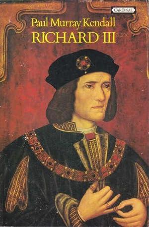 Richard III: The Great Debate: Paul Murray Kendall