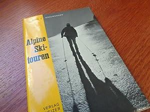 Alpine Skitouren Band II / Graubünden: Calonder, Georg /