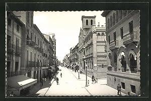 Postal Huesca, Coso Alto y Correos