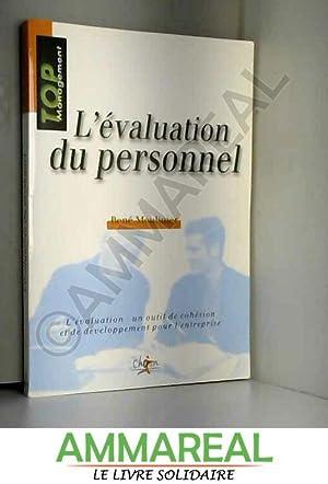 L'évaluation du personnel: René Moulinier