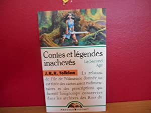 CONTES ET LEGENDES INACHEVES T.2 LE SECOND AGE