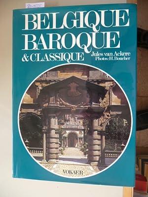 Belgique baroque et classique (1600-1789); architecture, art: VAN ACKERE Jules