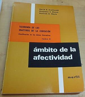 Taxonomía de los objetivos de la educación.: KRATHWOHL, DAVID R./BLOOM,