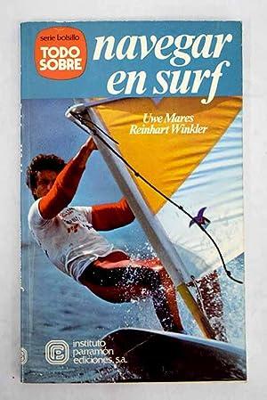 Imagen del vendedor de Navegar en surf a la venta por Alcaná Libros