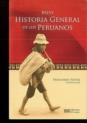 Breve Historia General de los Peruanos: FERNANDO ROSAS