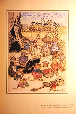 THE WIND IN THE WILLOWS: RACKHAM, Arthur] GRAHAME,