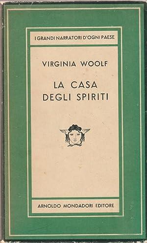 Immagine del venditore per La Casa degli Spiriti venduto da Studio Bibliografico di M.B.