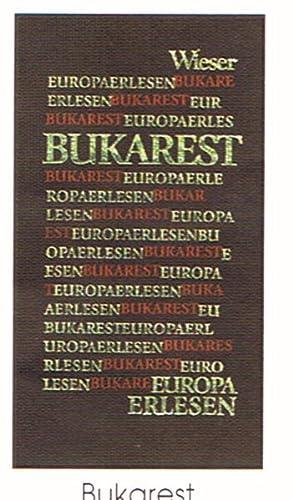Europa Erlesen Bukarest: Barner, Axel: