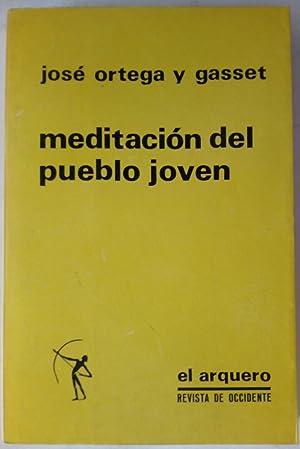Meditación del pueblo joven: José Ortega y