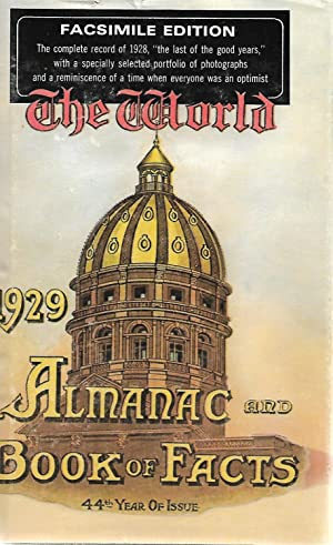 The 1929 World Almanac and Book of