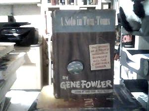 A Solo in Tom-Toms: Gene Fowler