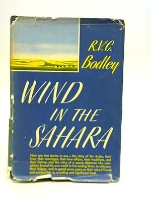 Wind in the sahara: R V C