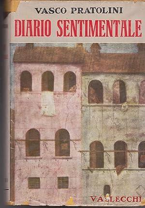Diario sentimentale: Pratolini Vasco