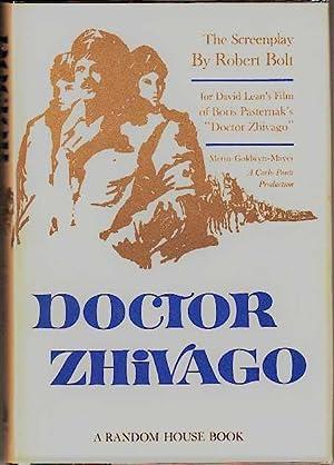 Doctor Zhivago: The Screenplay: Bolt, Robert