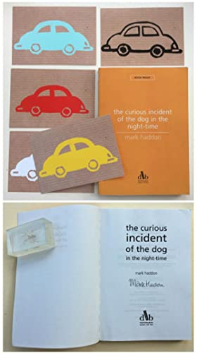 The Curious Incident of the Dog in: Haddon, Mark.:
