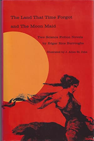 The Land That Time Forgot and The: Burroughs, Edgar Rice
