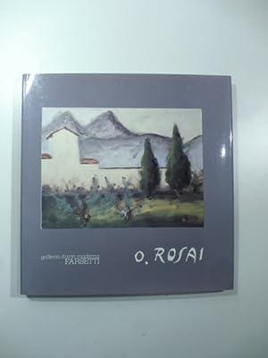 Galleria d'arte Moderna Farsetti. Ottone Rosai. Opere: Pier Carlo Santini,