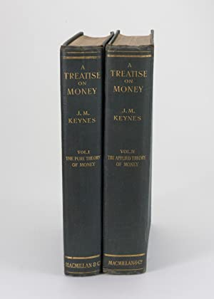 Seller image for A Treatise of Money for sale by 19th Century Rare Book & Photograph Shop