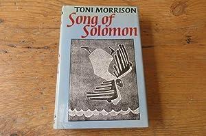 Song of Solomon: Morrison, Toni