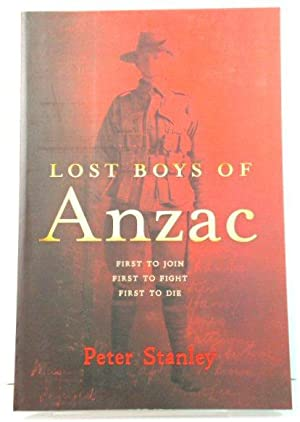 Lost Boys of Anzac: Stanley, Peter
