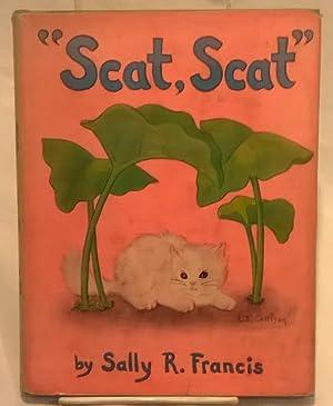 """Scat, Scat"""": Sally R. Francis"""