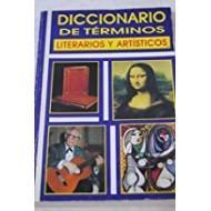 DICCIONARIO DE TÉRMINOS LITERARIOS Y ARTÍSTICOS: Álvarez del Real,María