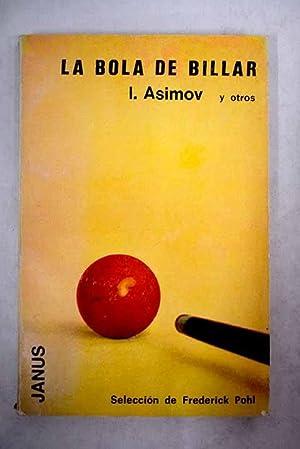La bola de billar: Asimov, Isaac