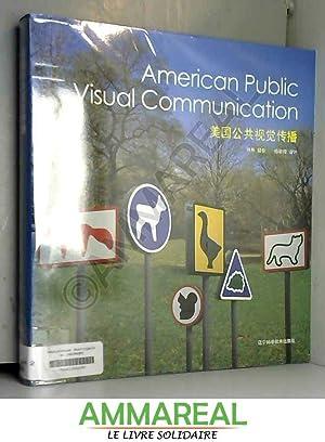 American public visual communication: Chen Ciliang