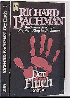 Der Fluch: Richard Bachman: