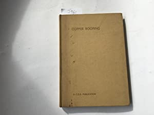 Copper Roofing A Practical Handbook