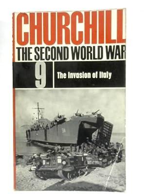 The Second World War. 9. The Invasion: Winston Churchill