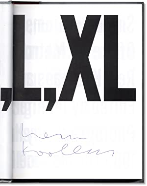 Rem Koolhaas: S, M, L, XL