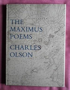 Immagine del venditore per The Maximus Poems. venduto da Patrick Pollak Rare Books ABA ILAB