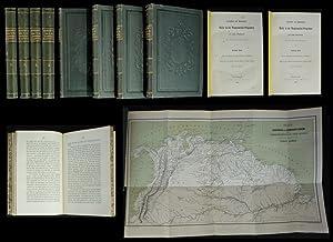 Reise in die Aequinoctial-Gegenden des neuen Continents.: Humboldt, Alexander von.