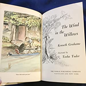 THE WIND IN THE WILLOWS; Illustrated by: Grahame, Kenneth
