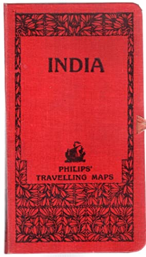India - Philips' Travelling Maps