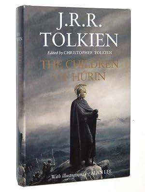 Bild des Verkäufers für Narn I Chin Hurin: The Tale of the Children of Hurin zum Verkauf von A&D Books