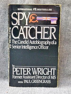 Spycatcher: Wright, Peter
