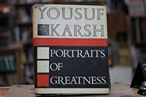 Portraits of Greatness: Yousuf Karsh