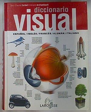 Diccionario visual español/inglés/francés/alemán/italiano,: Corbeil, Jean-Claude/Archambault, Ariane